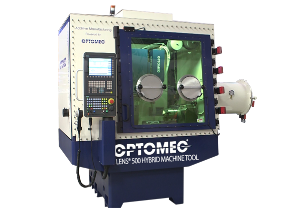 LENS Machine Tool Series entry-level hybrid additive manufacturing system